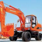 Doosan Daewoo Solar 140w-v 160w-v Service Repair Manual