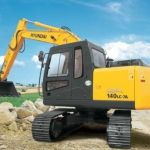 Hyundai R140LC-7A Excavator Service Repair Workshop Manual