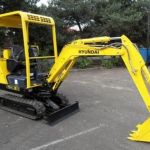 Hyundai Robex 16-7 R16-7 Excavator Service Repair Workshop Manual