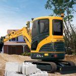 Hyundai Robex 27Z-9 R27Z-9 Excavator Service Repair Manual
