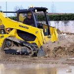 Komatsu CK35-1 Skid Steer Loader Service Repair Manual