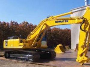 Komatsu PC 300- 350 LC 7EO Excavator Workshop Service Manual