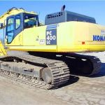 Komatsu PC400-7,PC450-7 Excavator Service Parts Catalogue Manual