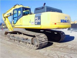Komatsu PC400-7 and PC450-7 Cat Excavator Service Repair Manuals - Pdf Manual
