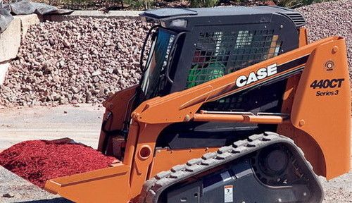 CASE 430 440 SKID STEER SERVICE REPAIR MANUAL