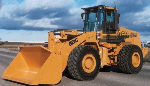 CASE 821C Wheel Loader Service Repair Manual