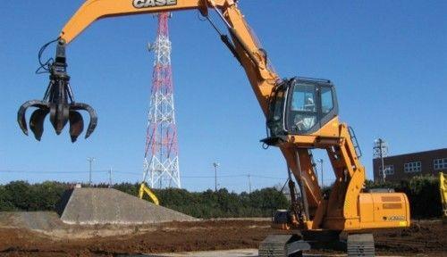 CASE CX210B MH CX210B SL Excavator Service Repair Manual