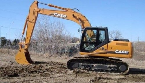 Case Cx160b Cx180b Crawler Excavator Service Repair Manual
