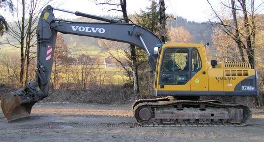 Volvo Ec210b Nc Excavator Service Repair Manual