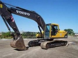 Volvo Ec240b Lc Excavator Service Repair Manual