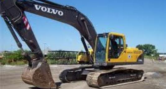 Volvo Ec240b Lc Excavator Service Repair Manual