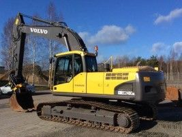 Volvo Ec240c Nl Excavator Service Repair Manual