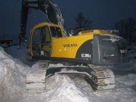 Volvo Ec290lc Hydraulic Excavator Service Repair Manual