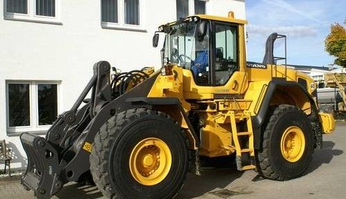 volvo l90f wheel loader service repair manual