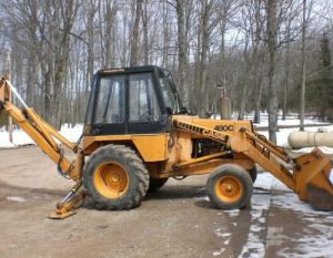 Case 480c Backhoe Loader Tractor Workshop Service Repair Pdf Manual