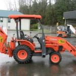 Kubota B26 Tractor Loader Backhoe Pdf Parts Manual Instant Download