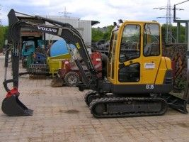 Volvo Ec35 Excavator Workshop Service Repair Manual