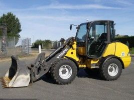 Volvo L20b Wheel Loader Workshop Service Repair Manual