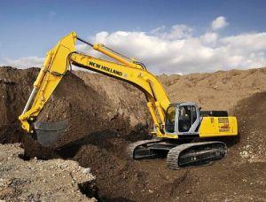 New Holland Kobelco E485 crawler excavators Factory Service Repair Manual