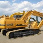 Case Excavator 9040b, Schematic Set Pdf Manual