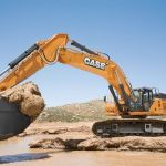 Case CX700B Tier 3 Excavator Operators Pdf Manual