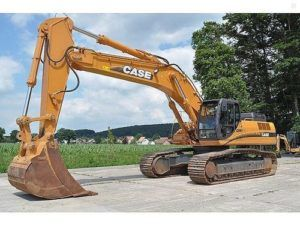 Case Cx460 Tier 3 Crawler Excavator Workshop Service Manual - Cat