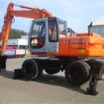Fiat Kobelco Ex125w Excavator Service Repair Manual