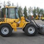 Volvo L45b Compact Wheel Loader Workshop Service Repair Manual