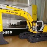 New Holland E485b Crawler Excavator Workshop Service Repair Manual