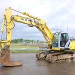 New Holland Kobelco E245b Crawler Excavator Workshop Service Pdf Manual