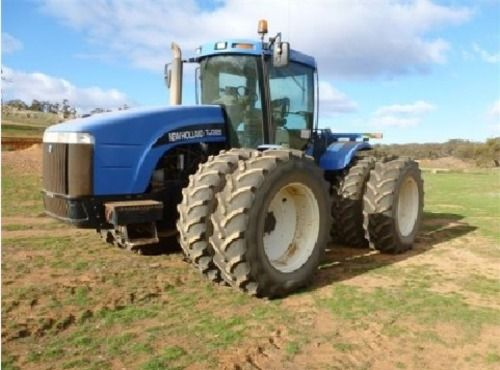 New holland l190 service Manual on