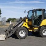 Volvo L20B Compact Wheel Loader Service Parts Catalogue Manual