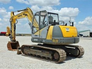 Gehl GE1202 Compact Excavator Parts Pdf Manual DOWNLOAD