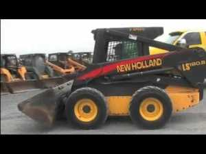 New Holland Ls180.b Ls180b Skid Steer Loader Parts Pdf Manual