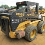 New Holland Lx865 Skid Steer Loader Parts Manual