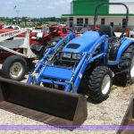 New Holland Tc35d 3 Tractor Illustrated Parts Manual