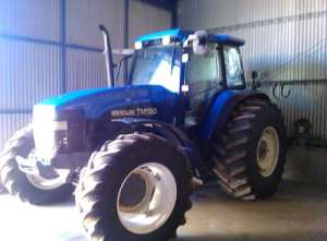 New Holland Tm150 Tractor Parts Specs List Manual Book