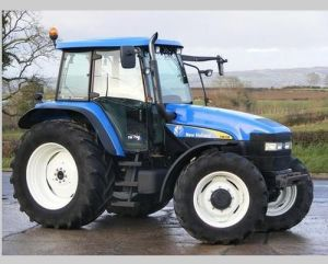 New Holland Tm155 specs Tractor Parts List Pdf Manual