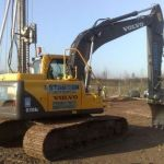 Volvo Ec135b Lc (ec135blc) Excavator Service Parts Catalogue Manual