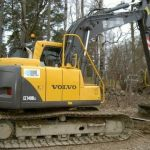 Volvo Ec140b Lc, Ec140b Lcm Excavator Service Parts Catalogue Manual
