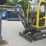 Volvo Ec15 Xt Ec15xt, Ec15 Xtv Ec15xtv Excavator Service Parts Catalogue