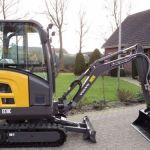 Volvo Ec18c Compact Excavator Service Parts Catalogue Manual