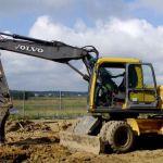 Volvo Ew160b Excavator Service Repair Manual