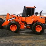Daewoo Doosan Dl200 Wheeled Loader Service Parts Catalogue Manual