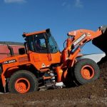 Daewoo Doosan Dl250 Wheeled Loader Service Parts Catalogue Manual
