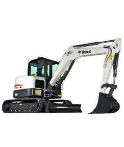 Doosan E60 Compact Excavator Service Parts Catalogue Pdf Manual