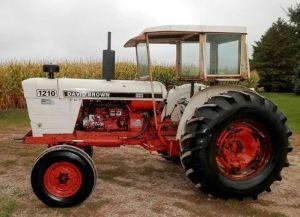 Case David Brown 1210 1212 Tractor Workshop Repair Service