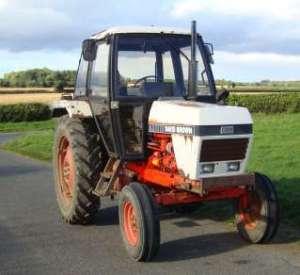 Case David Brown 1290 Tractor Workshop Service Manual Repair