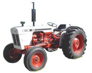 Case David Brown 885 885n Tractor Repair Workshop Service Manual