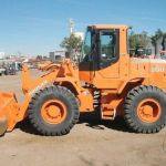 Daewoo Doosan Mega 200tc-v Wheeled Loader Service Parts Manual